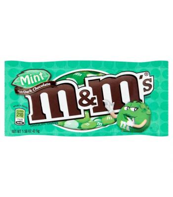 M&M's Dark Mint 1.5oz (42.5g)