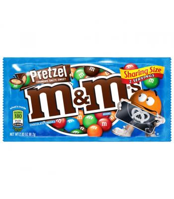M&M's Pretzel King Size 2.83oz (80g) Chocolate, Bars & Treats M&M's