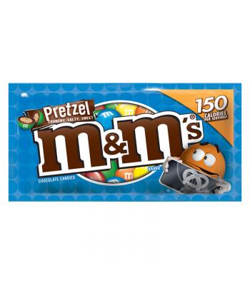 M&M's Pretzel 1.14oz (32.3g) Chocolate, Bars & Treats M&M's