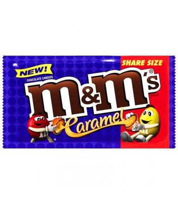 M&M's Caramel Share Size 2.83oz (80.2g) Chocolate, Bars & Treats M&M's