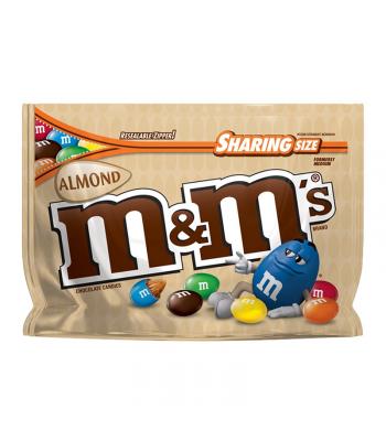 M&M's Almond Sharing Size 9.3oz (264g)