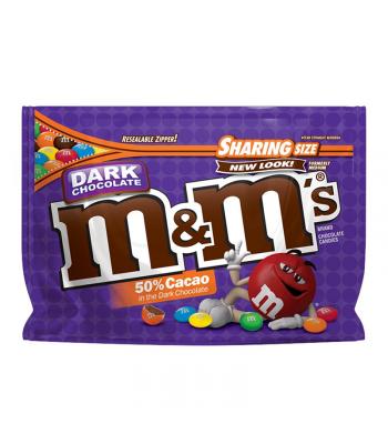 M&M's Dark Chocolate Sharing Size 10.1oz (286g)