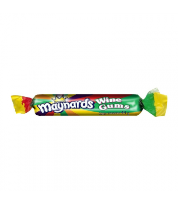 Maynards Wine Gums Roll - 44g Sweets and Candy