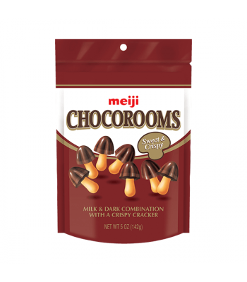 Meiji Chocorooms 1.34oz (38g) Chocolate, Bars & Treats Meiji