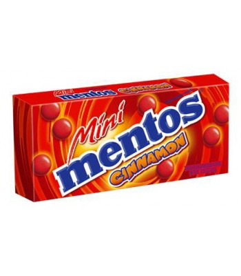 Mini Mentos Cinnamon Theater Box 2.82oz (80g)