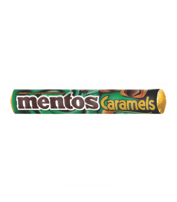 Mentos Caramel & Mint Dark Chocolate 1.34oz Sweets and Candy Mentos