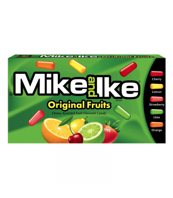 Mike & Ike - Original Theater Box 5oz (141g) Sweets and Candy Mike and Ike
