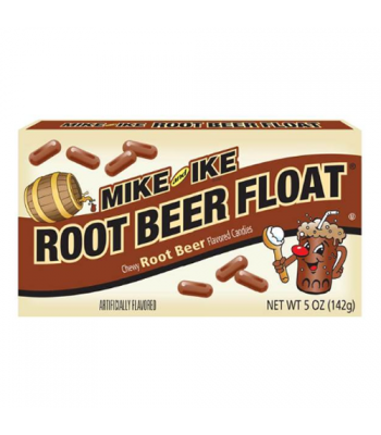 Mike And Ike Root Beer Float Candy 5oz (141g) Soft Candy Mike and Ike
