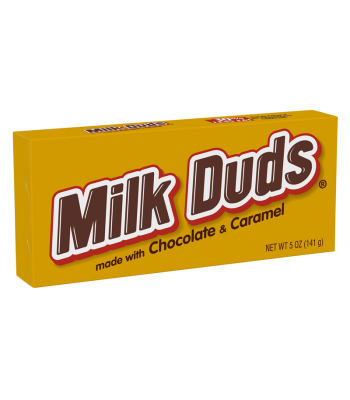 Milk Duds 5oz (141g) Theatre Box Chocolate, Bars & Treats Milk Duds