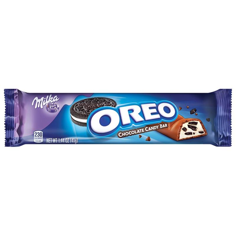 Milka Oreo Chocolate Bar 144oz 41g