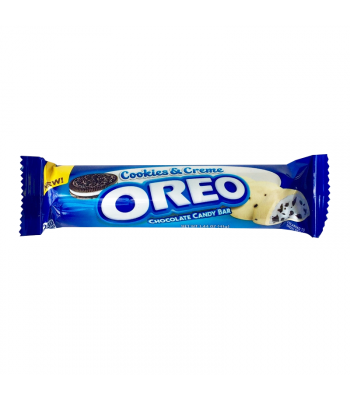 Oreo Cookies & Creme Chocolate Candy Bar  - 1.44oz (41g) Sweets and Candy