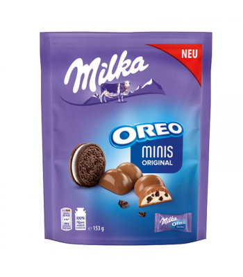 Milka Oreo Minis Original - 153g (EU) Sweets and Candy Oreo