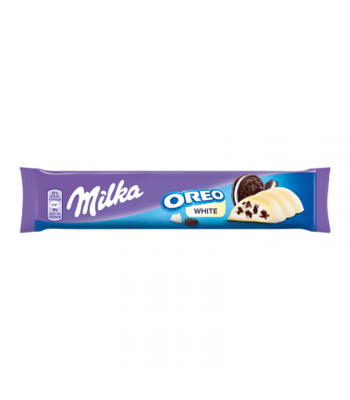 Milka Oreo White Bar (41g) Sweets and Candy Oreo