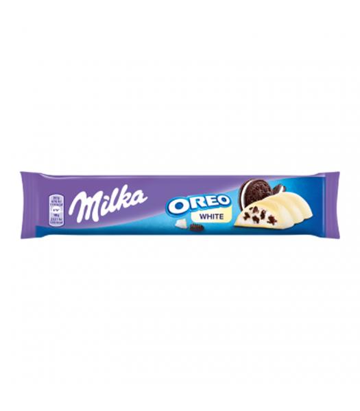 Milka Oreo White Bar (41g) Sweets and Candy Oreo