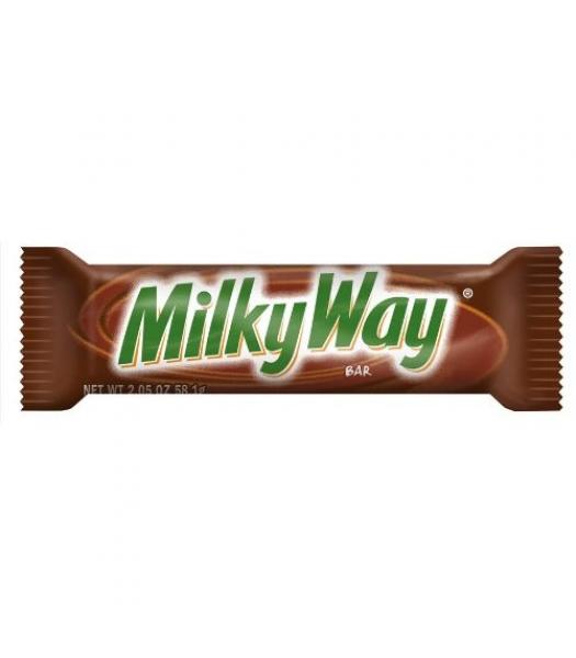 Milky Way Bar 1.84oz (52.2g) - American Fizz