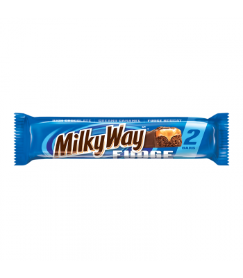 Milky Way Fudge Share Size 3oz (85g) Sweets and Candy Milky Way