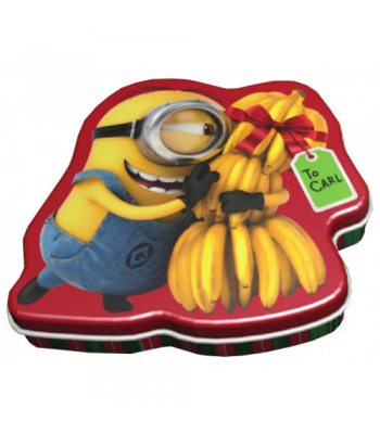 Minions Best Gift Ever Candy Tins 1.5oz (43g)
