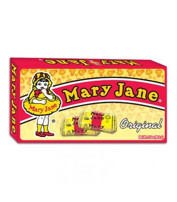 Necco Mary Jane Theatre Box - 3.5oz (99g) Sweets and Candy Necco