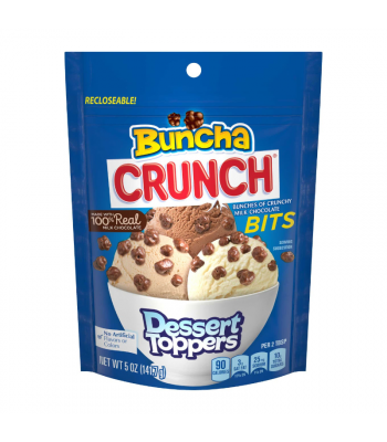 Buncha Crunch Dessert Topper - 5oz (141.1g) Food and Groceries