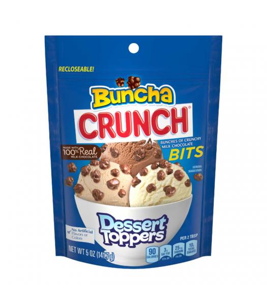 Buncha Crunch Dessert Topper - 5oz (141.1g) Food and Groceries