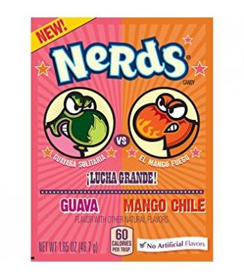 Nerds Mango Chili Guava 1.65oz (46.7g) Sweets and Candy Wonka