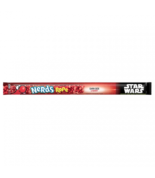 Nerds Rope Star Wars Dark Side Cherry - 0.92oz (26g) Sweets and Candy Nestle