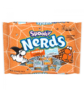Spooky Nerds Fun Size Multipack - 25oz (708g) Sweets and Candy Nestle