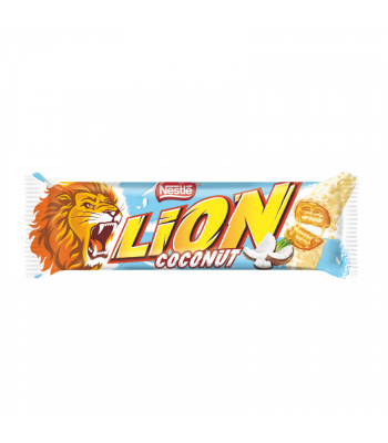 Nestle Lion Coconut Bar Limited Edition - 40g (EU) Sweets and Candy Nestlé