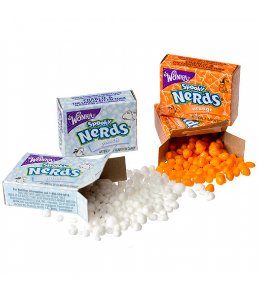 Spooky Nerds Fun Size Box - (13g) SINGLE Sweets and Candy Nestle
