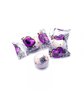 Spooky Eye Bubblegum Filled with Nerds (9g) - SINGLE Sweets and Candy Nestle