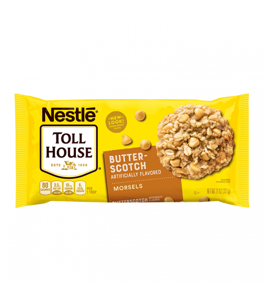 Nestle Toll House Butterscotch Morsels - 11oz (311g) Food and Groceries Nestle