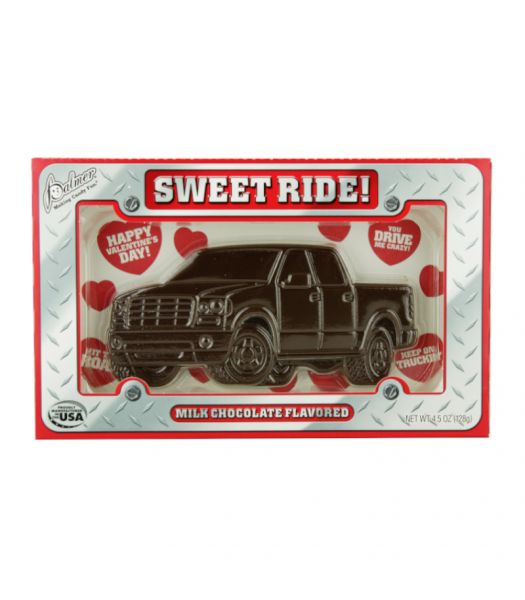 Palmer's Valentine Truck Lover - 4.5oz (128g) Sweets and Candy