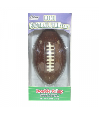 Palmer's Double Crisp Mini Football Fantasy - 5.5oz (156g) Sweets and Candy