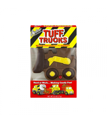 Palmer - Tuff Trucks Milk Chocolate Candy - 2.5oz (71g) Sweets and Candy