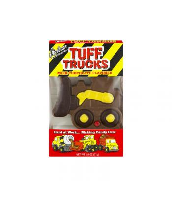 Palmer Milk Chocolate Tuff Trucks 2.5oz (71g) Sweets and Candy