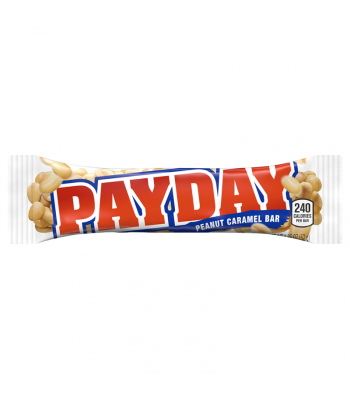 Pay Day Bar 1.85oz (52g) Chocolate, Bars & Treats Hershey's