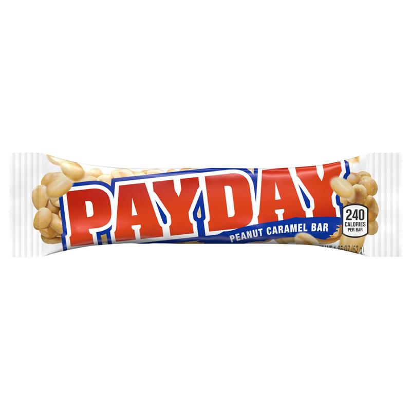 Pay Day Bar 1 85oz 52g American Fizz