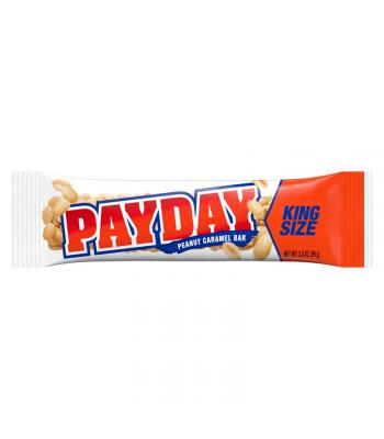 PayDay Bar King Size 3.4oz (96g) Chocolate, Bars & Treats Hershey's