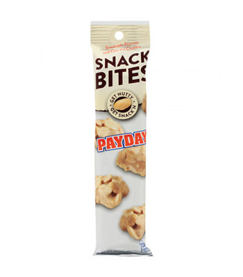 Pay Day Snack Bites Pouch - 2.5oz (70.8g) Sweets and Candy Hershey's