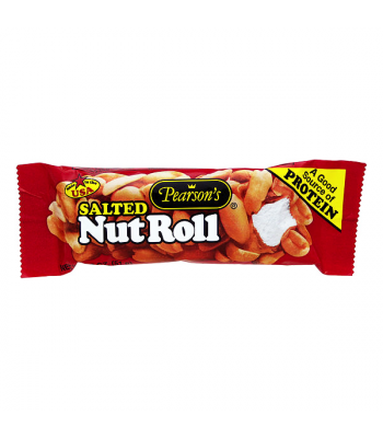 Pearson's Salted Nut Roll 1.8oz (51g)