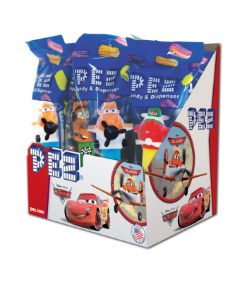 PEZ Disney Cars & Planes Poly Pack - 0.58oz (16.4g)