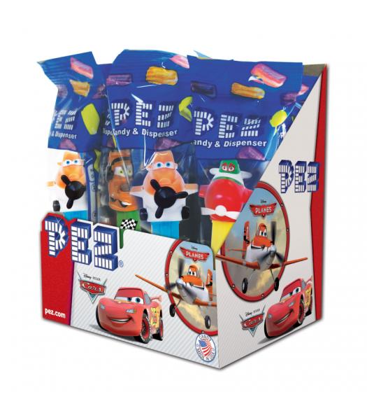 PEZ Disney Cars & Planes Poly Pack - 0.58oz (16.4g)