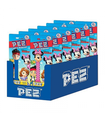 PEZ Disney Jr Blister Pack - 0.87oz (24.7g)