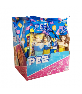 PEZ Disney Princess Poly Pack Sweets and Candy PEZ