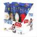 PEZ Star Wars Dispenser (Poly Pack) + 2 PEZ Tablet Packs Sweets and Candy PEZ