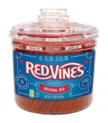 Red Vines LARGE TUB 1.8kg (4lb)