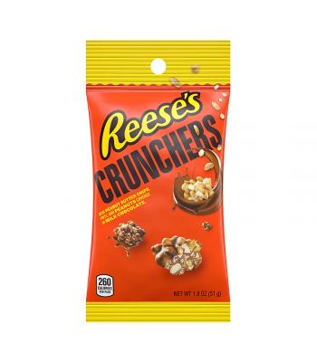 Reese's Crunchers 1.8oz (51g) Chocolate, Bars & Treats Reese's