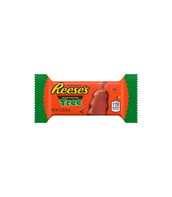 Reese's Peanut Butter Tree - 1.2oz (34g) [Christmas] Sweets and Candy Reese's