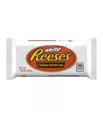 Reese's White Chocolate Peanut Butter Cups - 1.39oz (39g)   Reese's