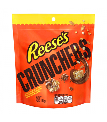 Reese's Crunchers 6.5oz (184g) Chocolate, Bars & Treats Reese's